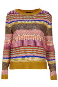 Multi Coloured Topshop